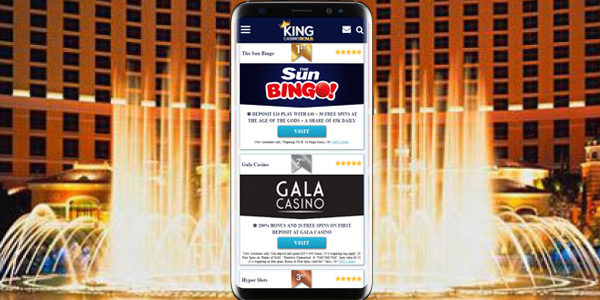 Full Review Of Kingcasinobonus Co Uk Gamblingaffiliatereview