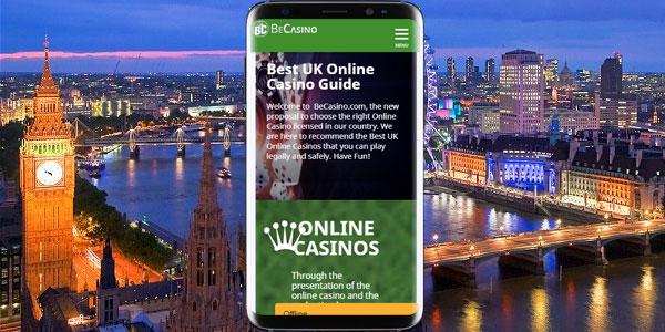 Review of Becasino.com