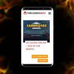 Review of TheCasinoHeat.com