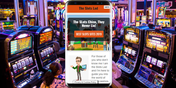 Review of theslotslad.com