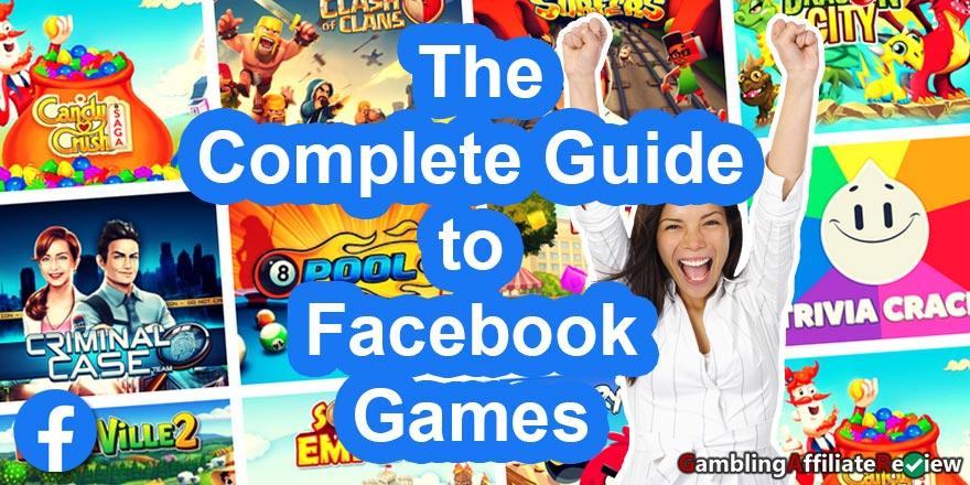 Facebook Games bannner
