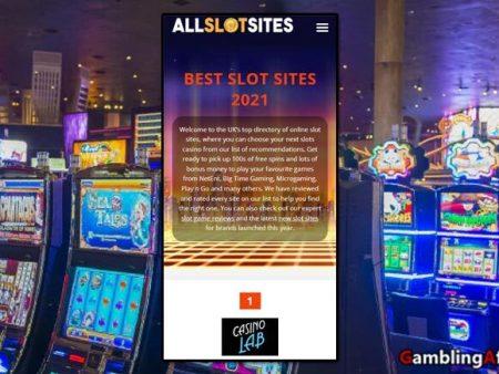 Review of AllSlotSites.com